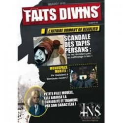 INS/MV : Génération Perdue - Faits Divins 3