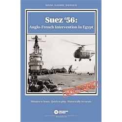 Mini Game - Suez '56: Anglo-French Intervention (Solitaire)