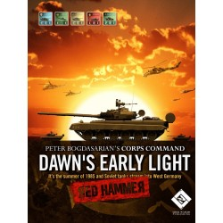 Dawn's Early Light Red Hammer