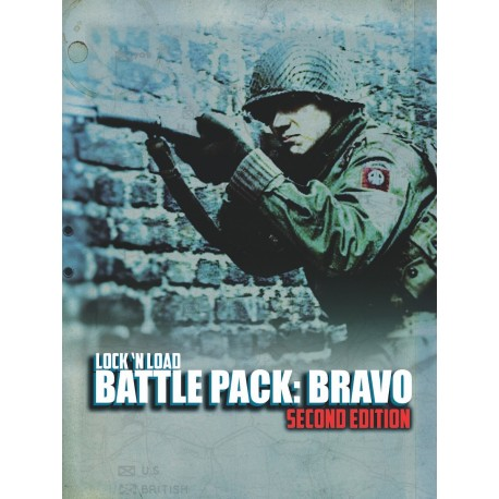 Battle Pack Bravo 2nd Edition: Lock 'n Load Tactical Scenario Pack