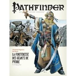 Pathfinder T4 La Forteresse des géants de pierre