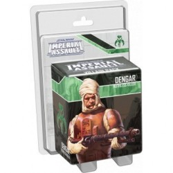 Star Wars Imperial Assault : Dengar Villain Pack
