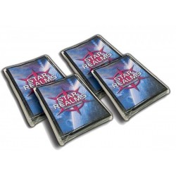 Star Realms - Protège cartes x50