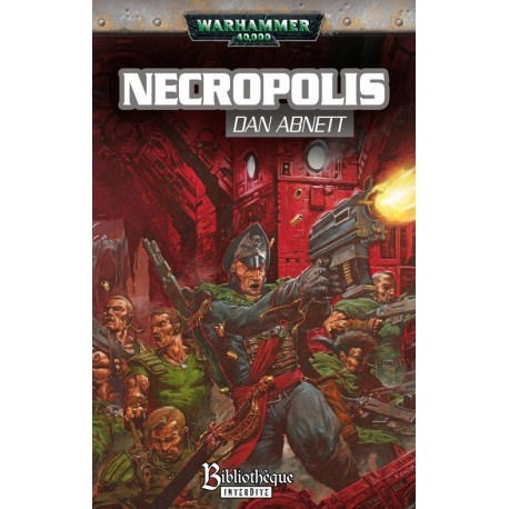 Roman 40k : Necropolis