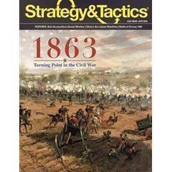 Strategy & Tactics 297 : 1863