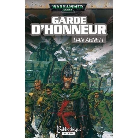 Roman 40k : Garde d'honneur