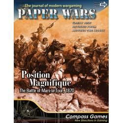 Paper Wars 81 - Position Magnifique