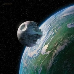 Playmat Star Wars Death Star II