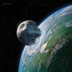 Tapis de jeu X-Wing Death Star II