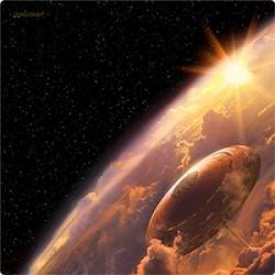 Tapis de jeu X-Wing Bespin