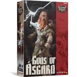 Blood Rage : Dieux d'Asgard