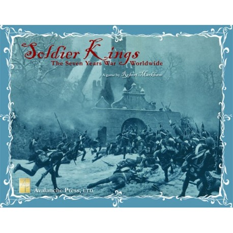Soldier Kings - the seven year War Worldwide