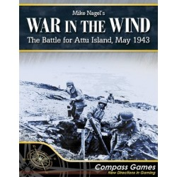 War in the Wind - The Battle for Attu Island - May 1943