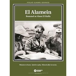 Folio Series - El Alamein: Rommel at Alam El Halfa