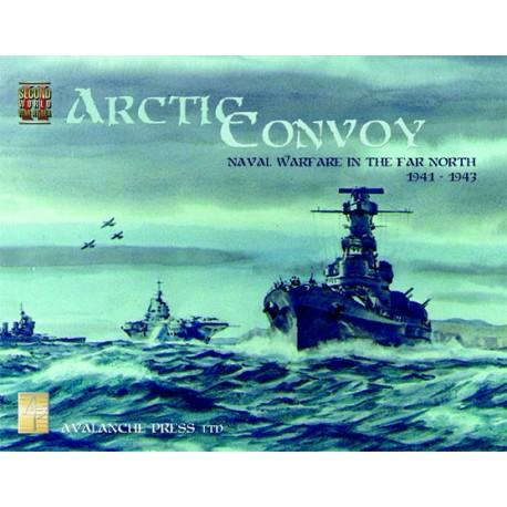 Second World War at Sea : Arctic convoy