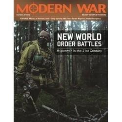 Modern War n°22 : New World Order Battles
