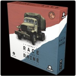 1944 Race to the Rhine + Red Ball Express
