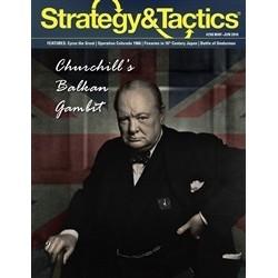 Strategy & Tactics 298 : Balkan Gambit