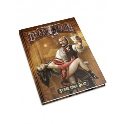 Deadlands Reloaded - Stone Cold Dead