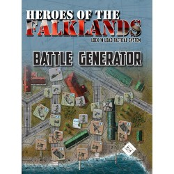 Heroes of the Falklands Battle Generator pas cher