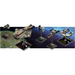 X-Wing - Pack des 4 vaisseaux de la vague 8