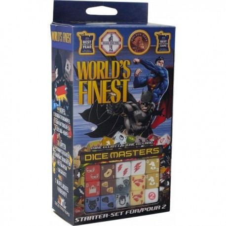 Dice Masters : World's Finest - Starter VF