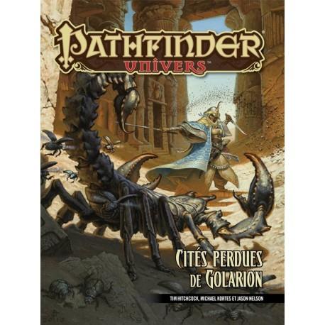 Pathfinder - Cités perdues de Golarion