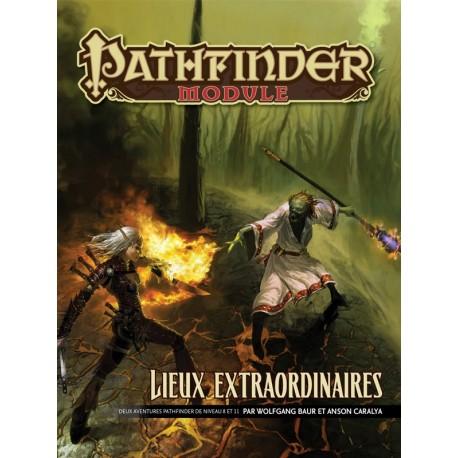 Pathfinder - Lieux extraordinaires