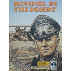 Rommel in the Desert - Columbia Games