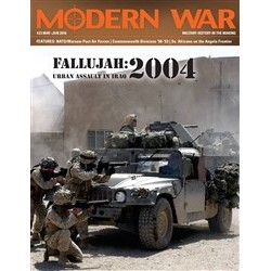 Modern War n°23 : Fallujah 2004: Urban Assault in Iraq