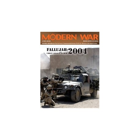 Modern War n°23 : Fallujah 2004 : Urban Assault in Iraq