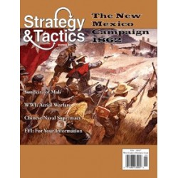 Strategy & Tactics 252 - Civil War Mexico