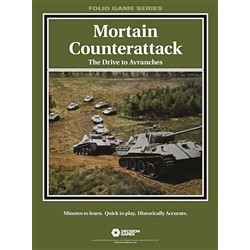 Mortain Counterattack: The Drive to Avranches - Folio Series