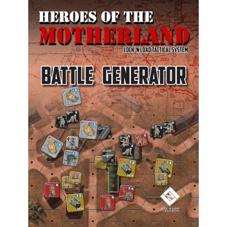 Heroes of the Motherland Battle Generator