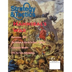 Strategy & Tactics 254 - Hannibal's war