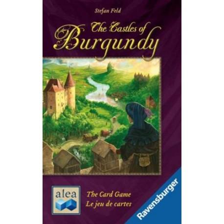 Les Chateaux de Bourgogne - Le jeu de cartes