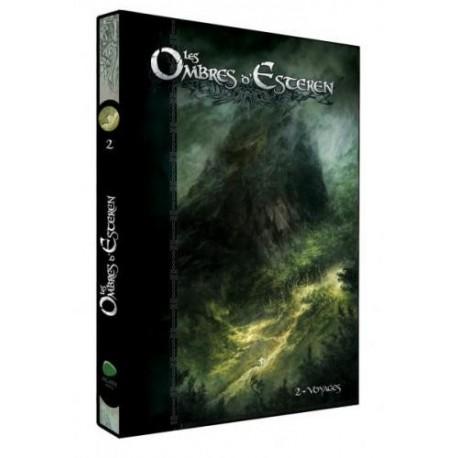 Les Ombres d'Esteren - Livre 2 - Voyages