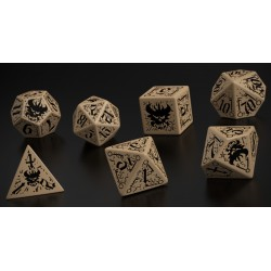 Pathfinder Dice Set: Council of Thieves
