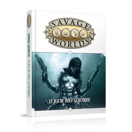 Savage Worlds - édition limitée