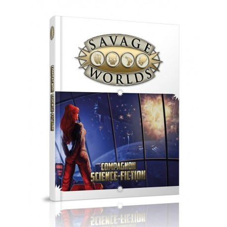 Savage Worlds Compagnon SF - édition limitée