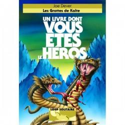 Loup Solitaire : Les Grottes de Kalte