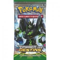 Pokémon Booster XY10 Impact des Destins