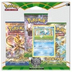 Tri Pack Pokémon XY10 Grenousse