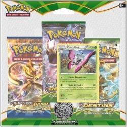 Tri Pack Pokémon XY10 Prismillon
