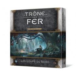 Le Trone de Fer JCE 2de édition : Les Loups du Nord