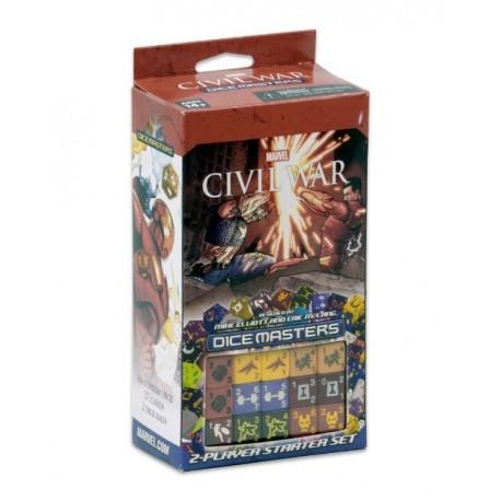Dice Masters : Civil War - Starter VF + goodie