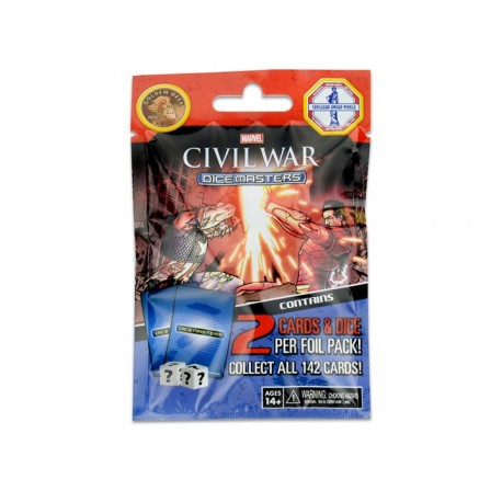 Dice Masters : Civil War - Booster VF