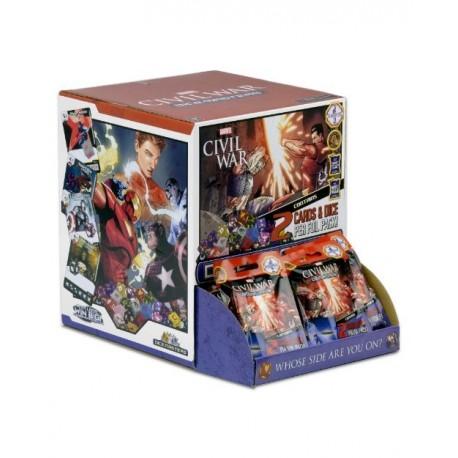 Dice Masters : Civil War - pack de 90 Booster VF