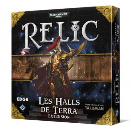 Relic - Les Halls de Terra