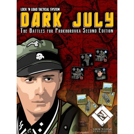 LnL : Dark July the battles for Prochorovka 2nd edition
